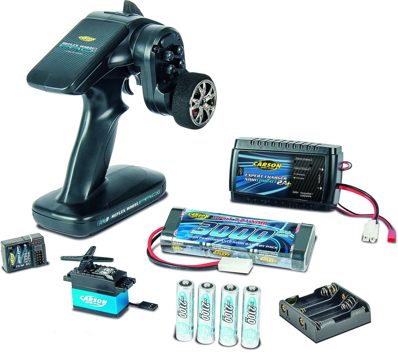 respuestas rápidas Cocheson 500500091 RC de Reflex Pro Pro Pro 3 Set eléctrico, vehículos  ventas en linea