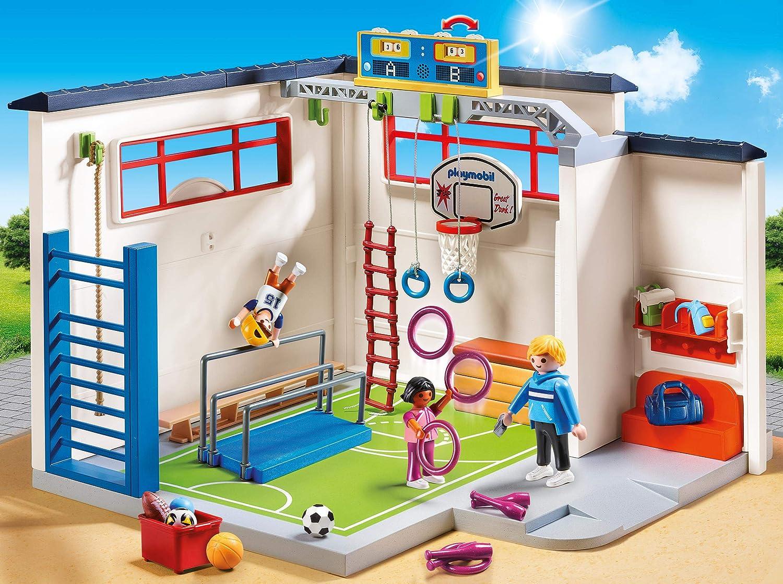 PLAYMOBIL/® Gym Building Set 9454