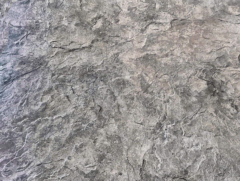Colorado Sandstone Walttools 3 x 3 ft Seamless Concrete Stamp Texturing Skin Single Cement Overlay Concrete