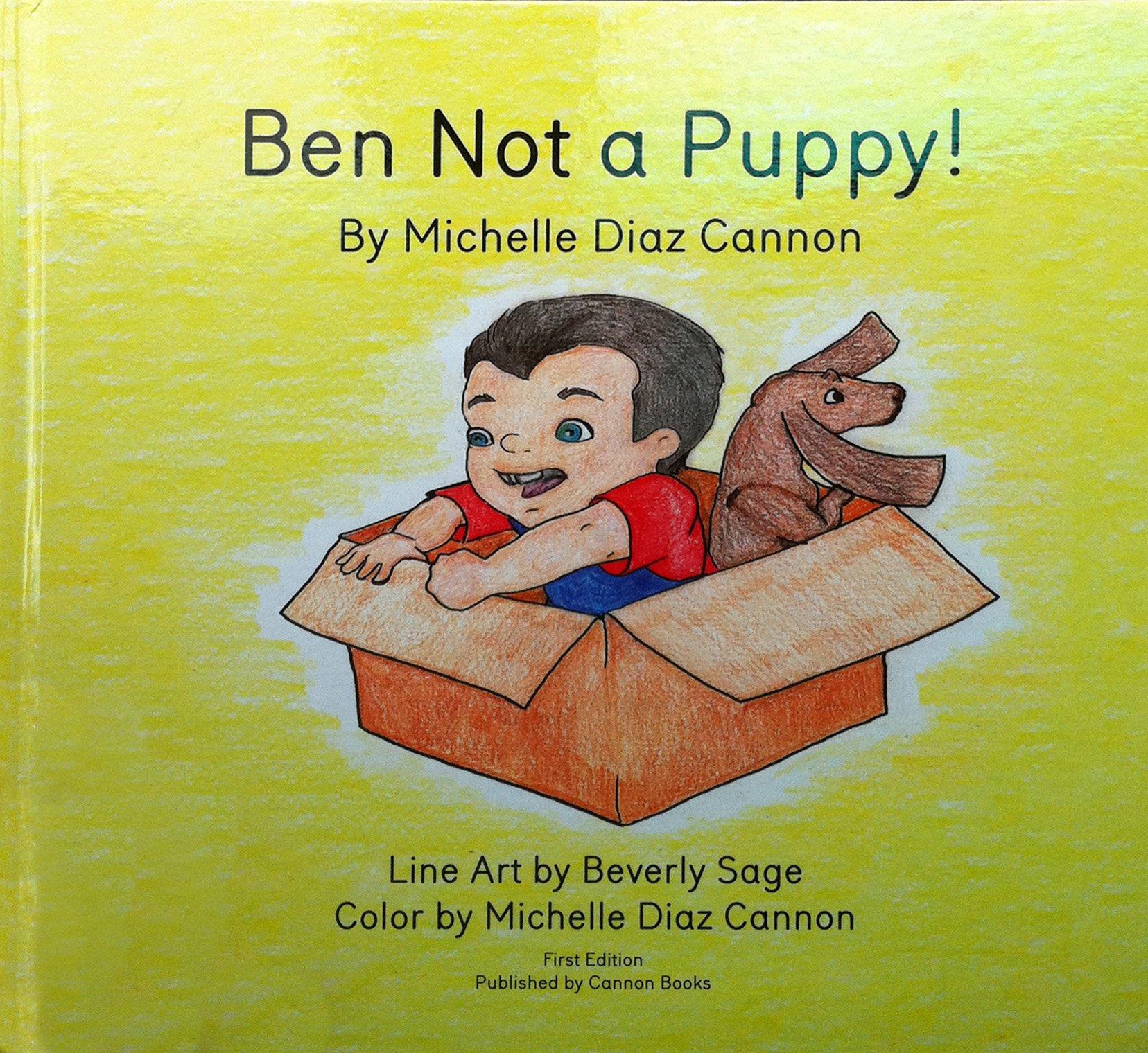 Download Ben Not a Puppy pdf epub