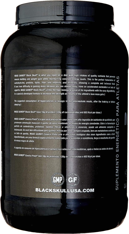 Blackskull USA Mass Gainer (1500g) 1 Unidad 1500 g: Amazon.es ...