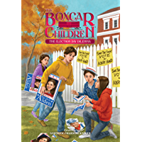The Election Day Dilemma (The Boxcar Children Mysteries) (English Edition)