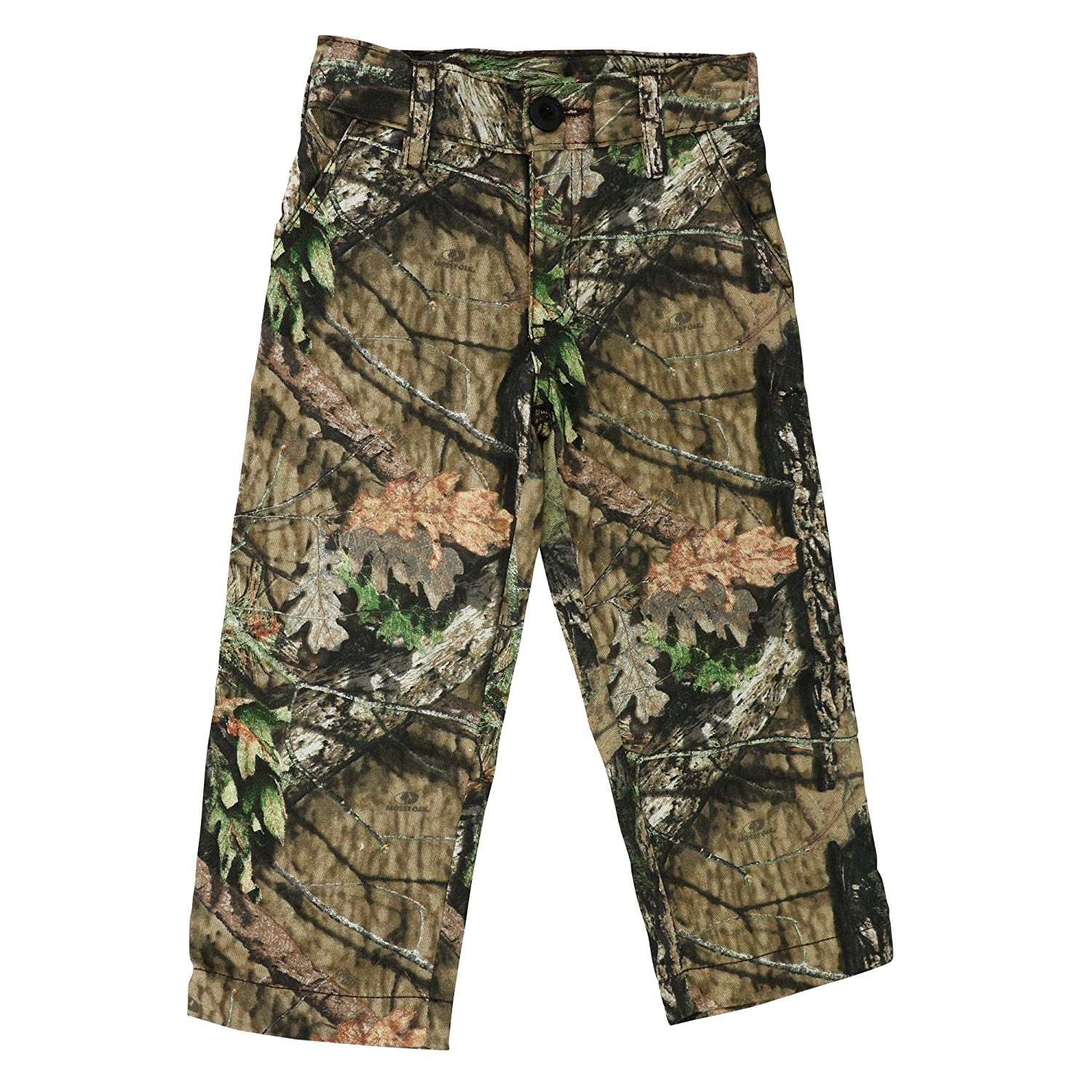Mossy Oak Toddler Camo Pants in Break-up Country