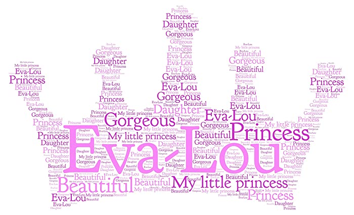 It's just a graphic of Printable Princess Crown in baby