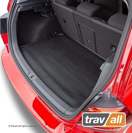 Travall Liner Kofferraumwanne Tbm1094 Maßgeschneiderte Gepäckraumeinlage Mit Anti Rutsch Beschichtung Auto