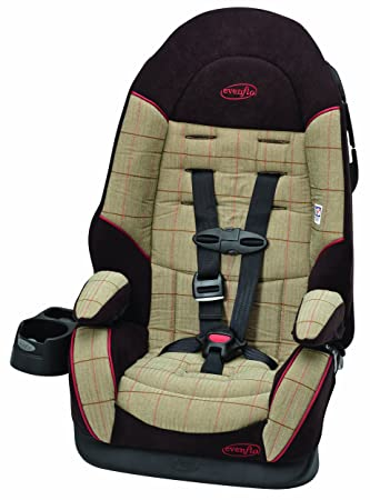 Evenflo Chase LX Booster Car Seat Fairfax Older Version Discontinued By Manufacturer