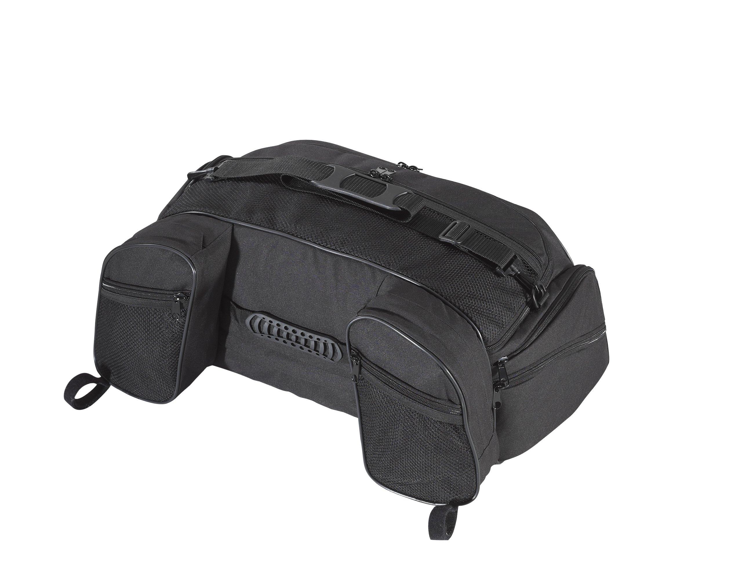 UltraGard 4-603 Black Touring Luggage Rack Bag