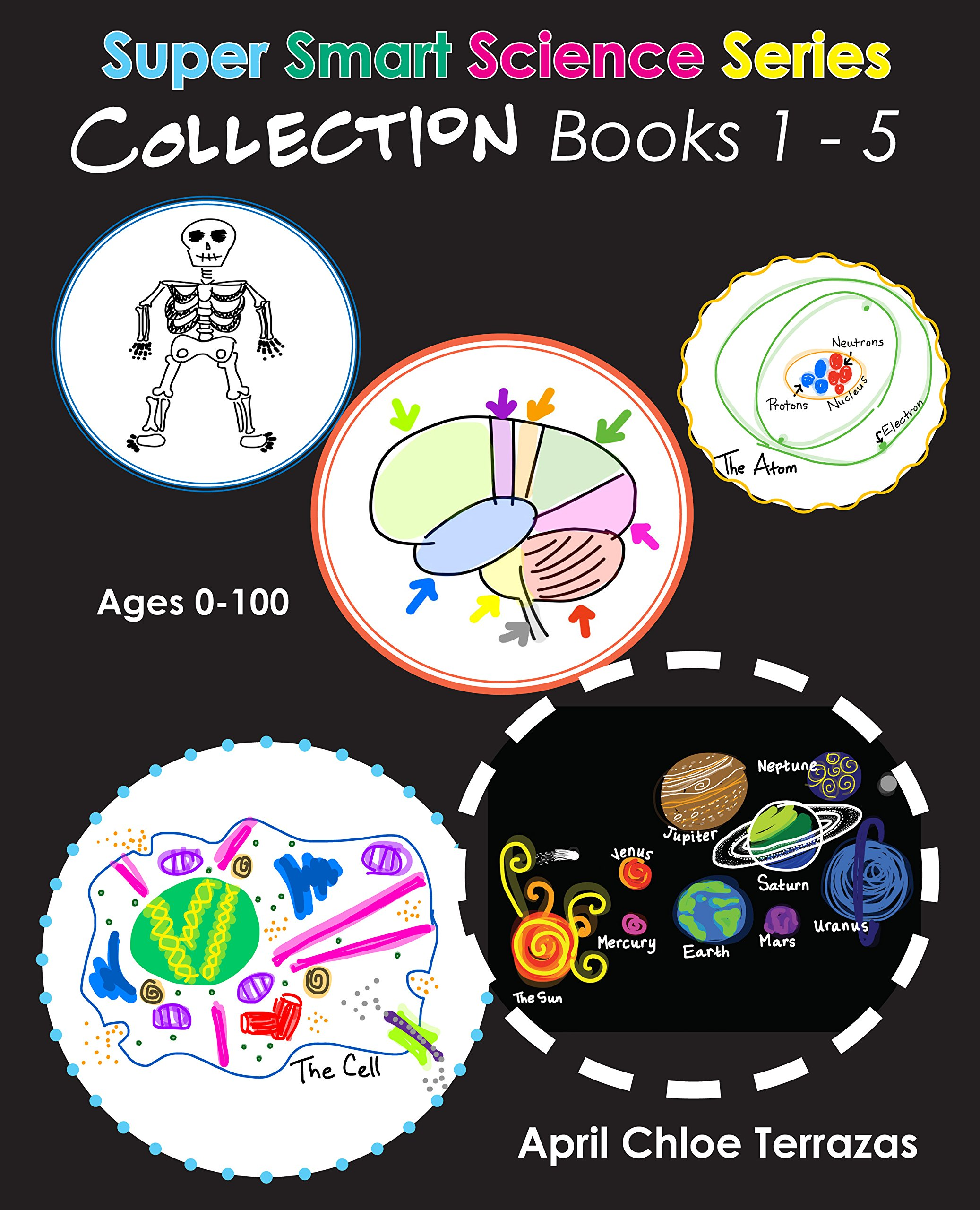 Super Smart Science Series Collection: Books 1 - 5 by Crazy Brainz (Image #2)