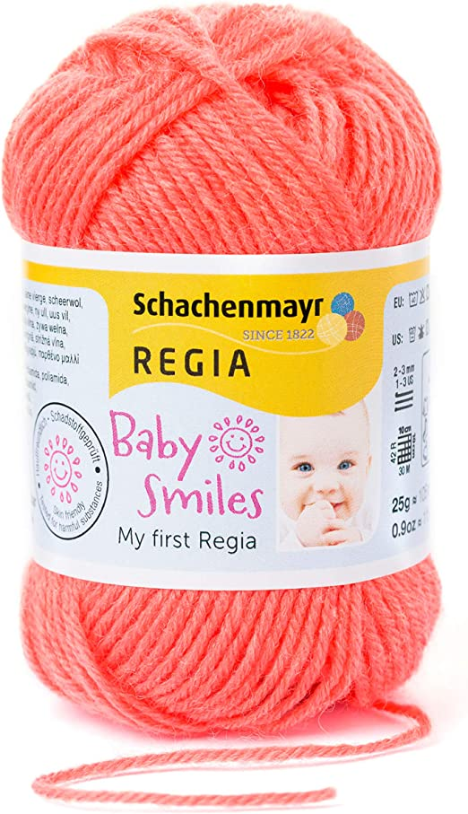 Schachenmayr REGIA Hilos para Tejer A Mano Schachenmayr Baby ...