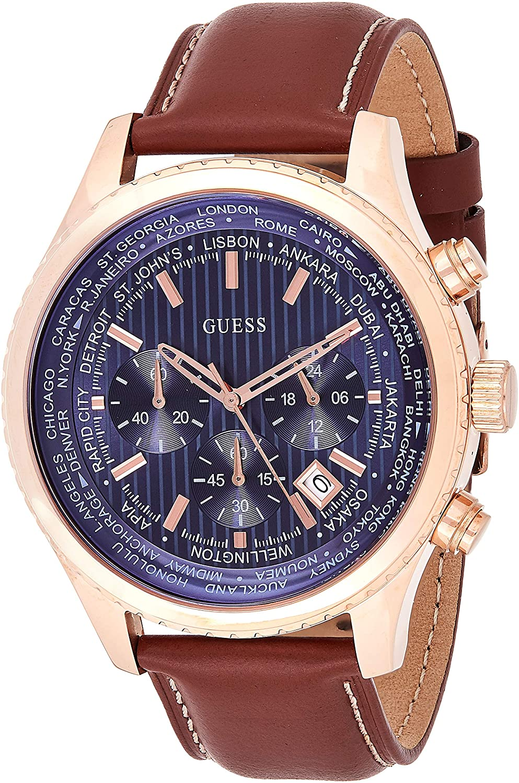 Guess Montres Bracelet W0500G1: : Montres