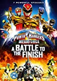 Power Rangers - Megaforce: Volume 3 - A Battle To The Finish [DVD]