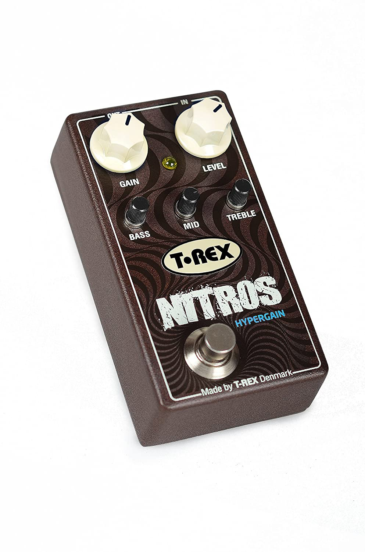 T-REX エフェクター ギター用 ハイパーゲインディストーション NITROS B00TUC5RMK