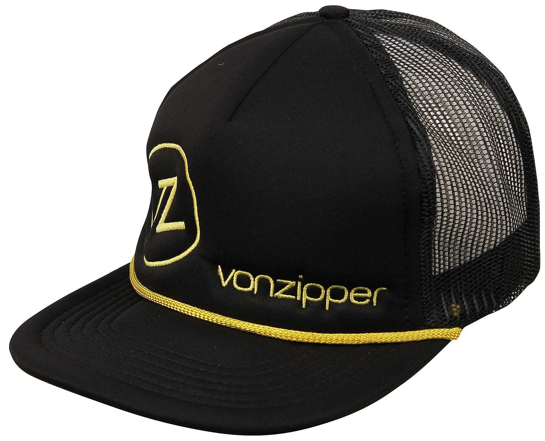 VonZipper Men s Moby Trucker Adjustable Hats f84b7df7206