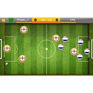 Fútbol de botón - Juega con los dedos: Amazon.es: Appstore para ...