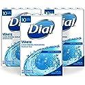 3-Pack of 10-Count Dial Antibacterial Deodorant Soap, 4-Ounce Bars