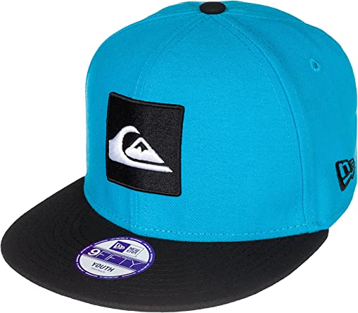 Quiksilver Make Youth - Gorra para niño, Color Azul Marino, Talla ...