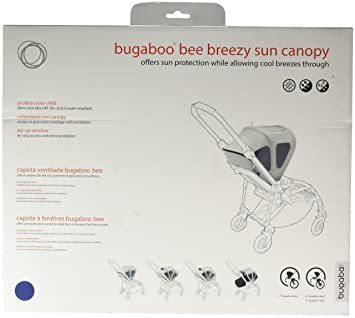 Bugaboo Bee Breezy Sun Canopy Sky Blue  sc 1 st  Amazon.com & Amazon.com : Bugaboo Bee Breezy Sun Canopy Sky Blue : Baby