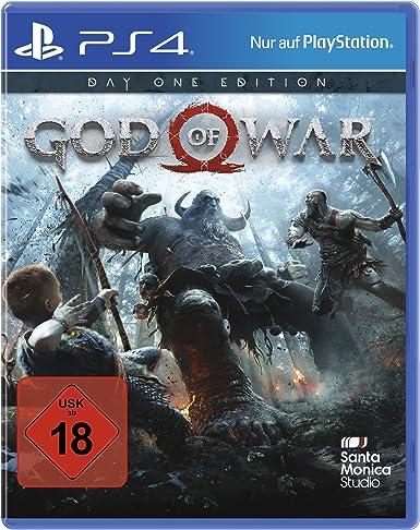 God of War PS-4 D1 [Importación alemana]: Amazon.es: Videojuegos