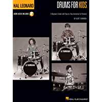 Drums for Kids - The Hal Leonard Drum Method: A Beginner's Guide with Step-by-Step Instruction for Drumset book cover