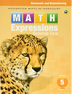 Math expressions homework remembering volume 1 grade 1 houghton math expressions homework remembering volume 2 grade 5 fandeluxe Images