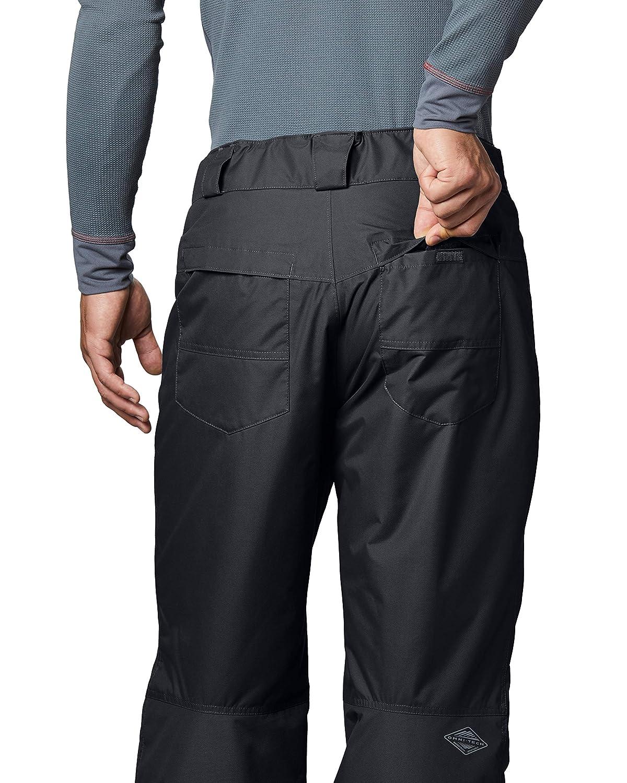 Columbia Men/'s Bugaboo II Pant Waterproof and Breathable 1798231
