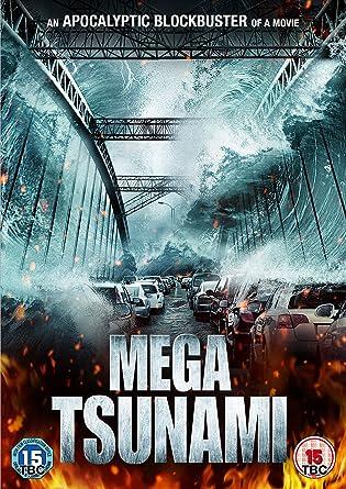 Mega Tsunami [DVD]: Amazon co uk: Rachael Thomson, Bryce