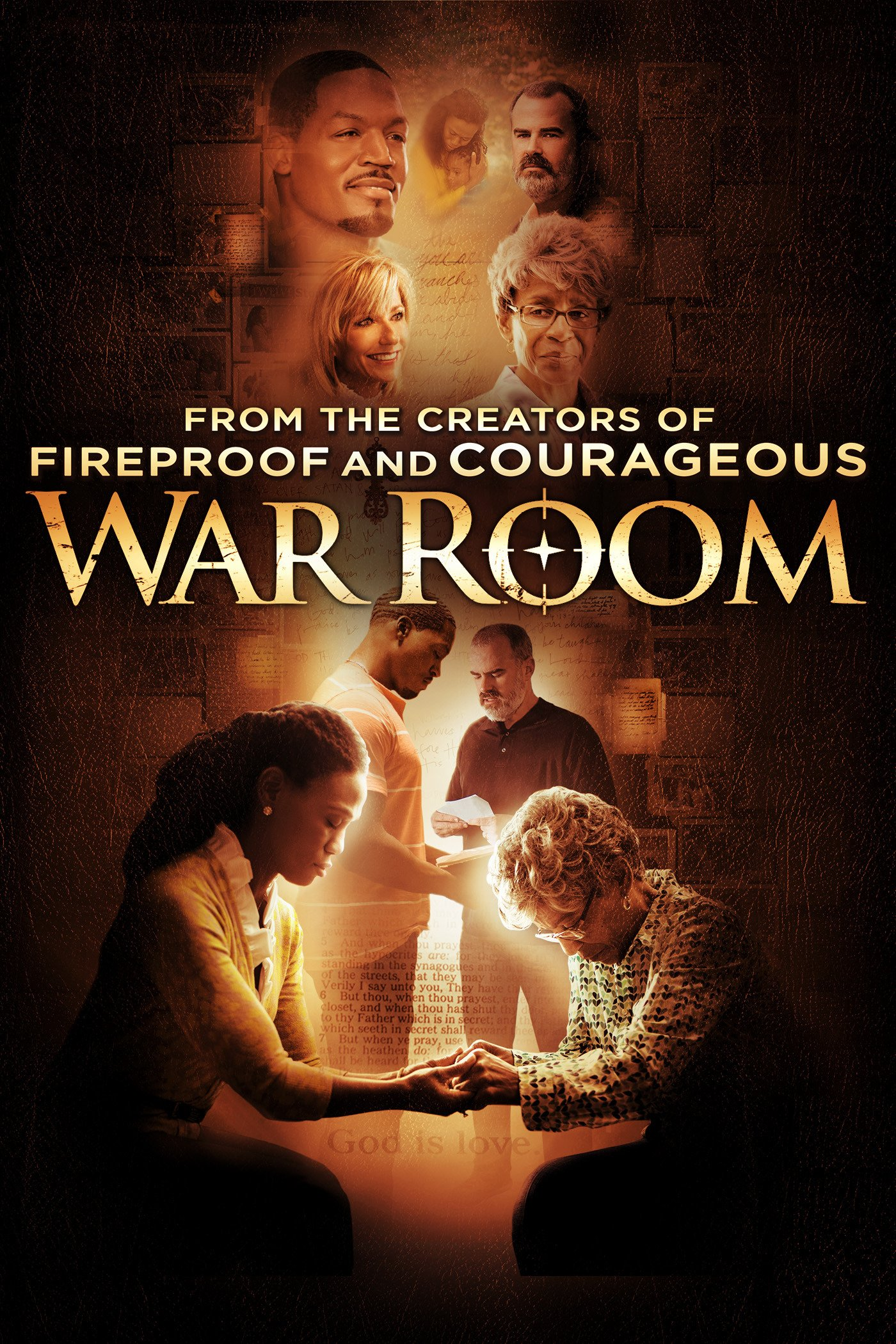 Amazon War Room Alex Kendrick Stephen Kendrick Amazon