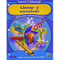 Connected Mathematics 2 - Llenar y Envolver Mediones Tridimensionales