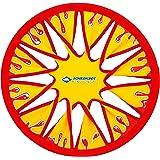 Schildkröt Funsports 970124 Frisbee Jaune/rouge 30 cm