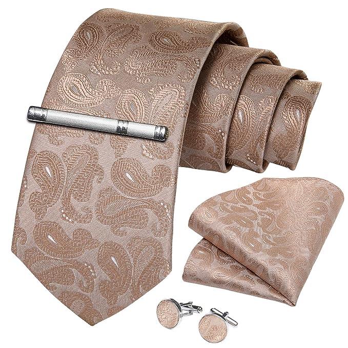 DiBanGu - Juego de gemelos y alfiler de corbata con diseño de ...