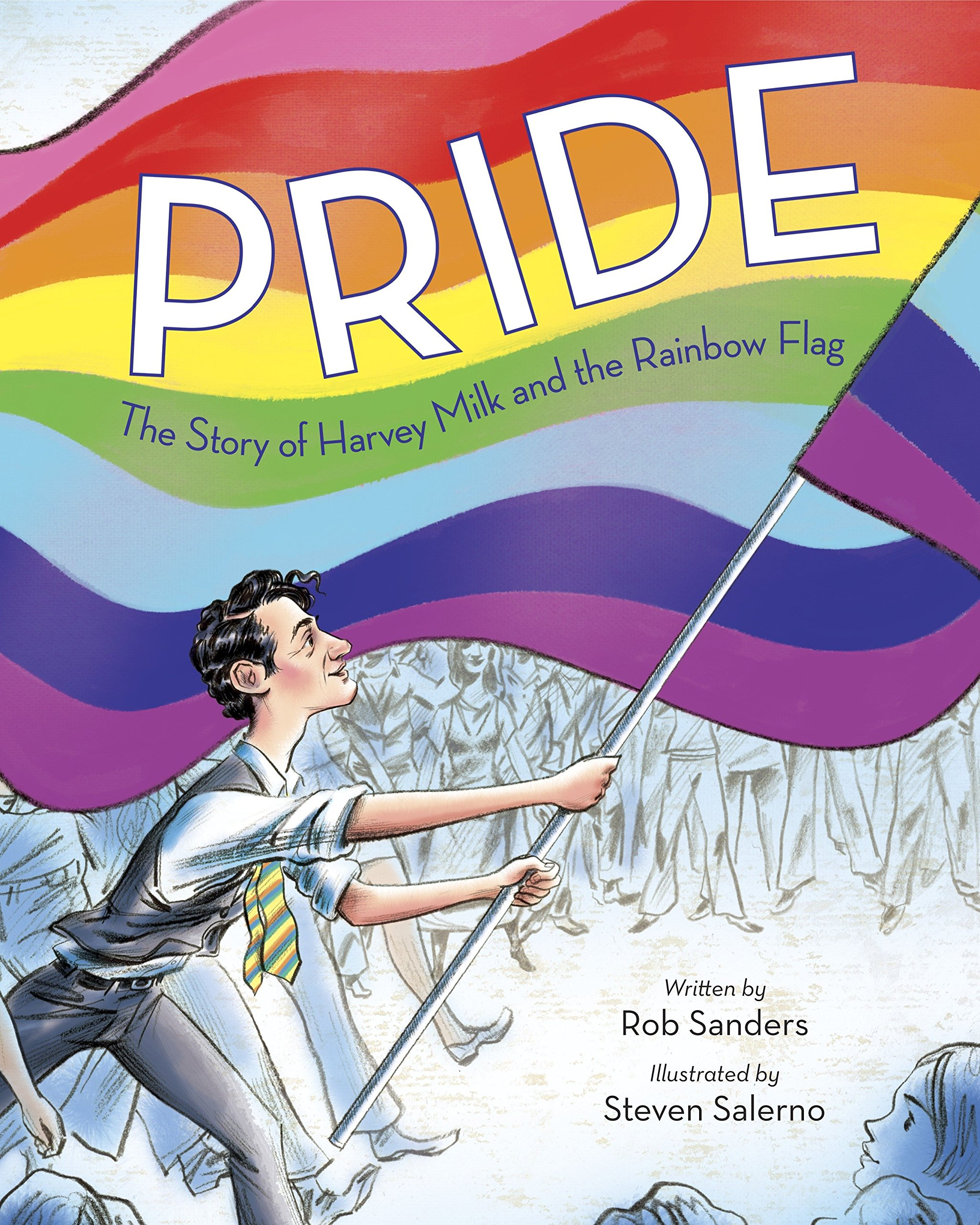 Pride: The Story of Harvey Milk and the Rainbow Flag by Random House Books for Young Readers (Image #2)