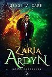 Ardyn & Zaria (Djinn Rebellion Book 3)