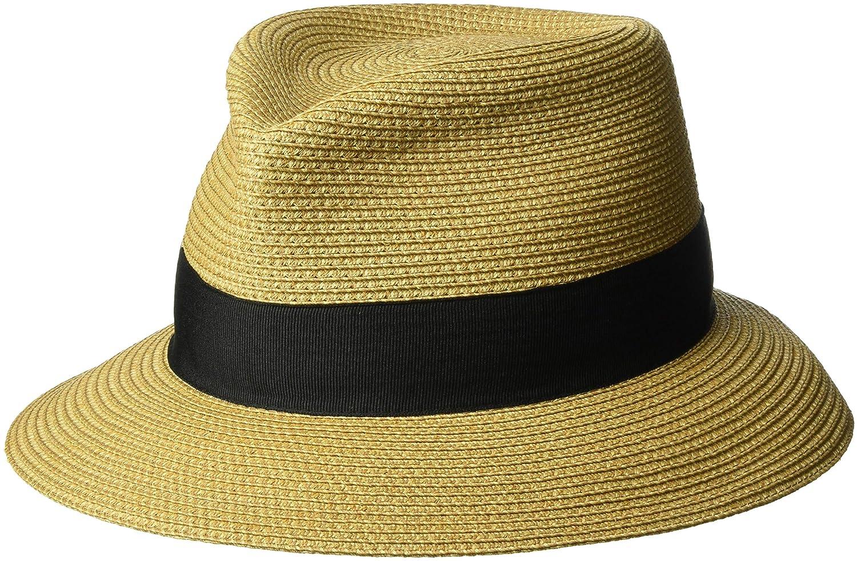 d5f21ee0fda7f Eric Javits Women s Squishee Classic-Cream Black