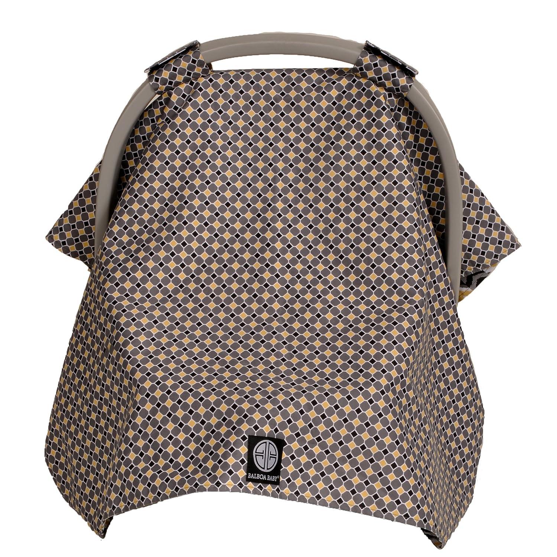 sc 1 st  Amazon.com & Amazon.com: Balboa Baby Car Seat Canopy Diamond/Bali: Baby