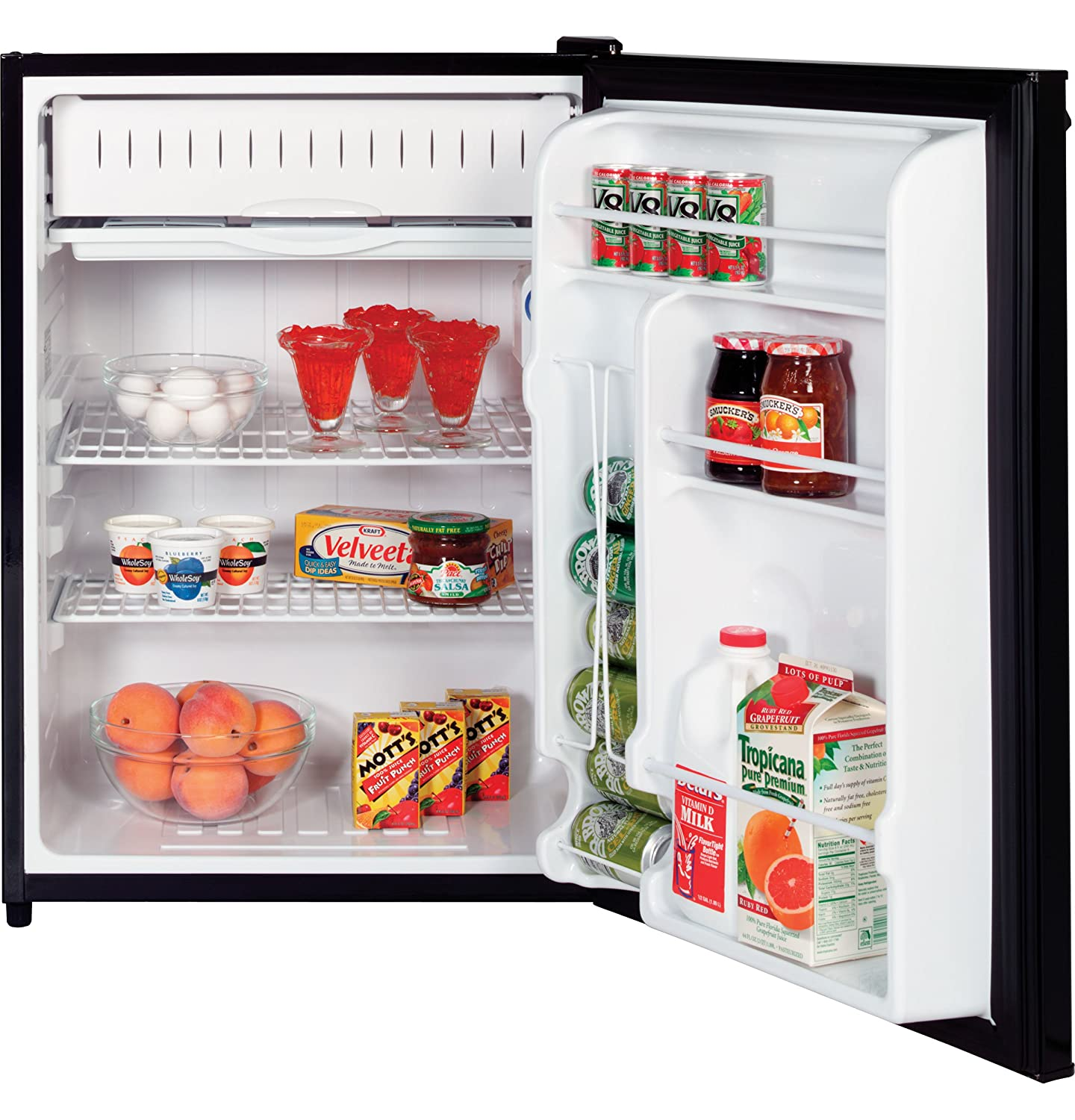 refrigerator 7 5 cu ft. amazon.com: ge gmr06aazbb spacemaker 5.7 cu. ft. black compact refrigerator: home improvement refrigerator 7 5 cu ft