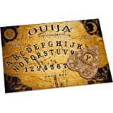 WICCSTAR Small Ouija Board Game for Spirit Hunt. with Planchette and Detailed Instruction