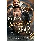 Grumpy Special Ops Bear: Episode 2 (Bear Elite Shifters)