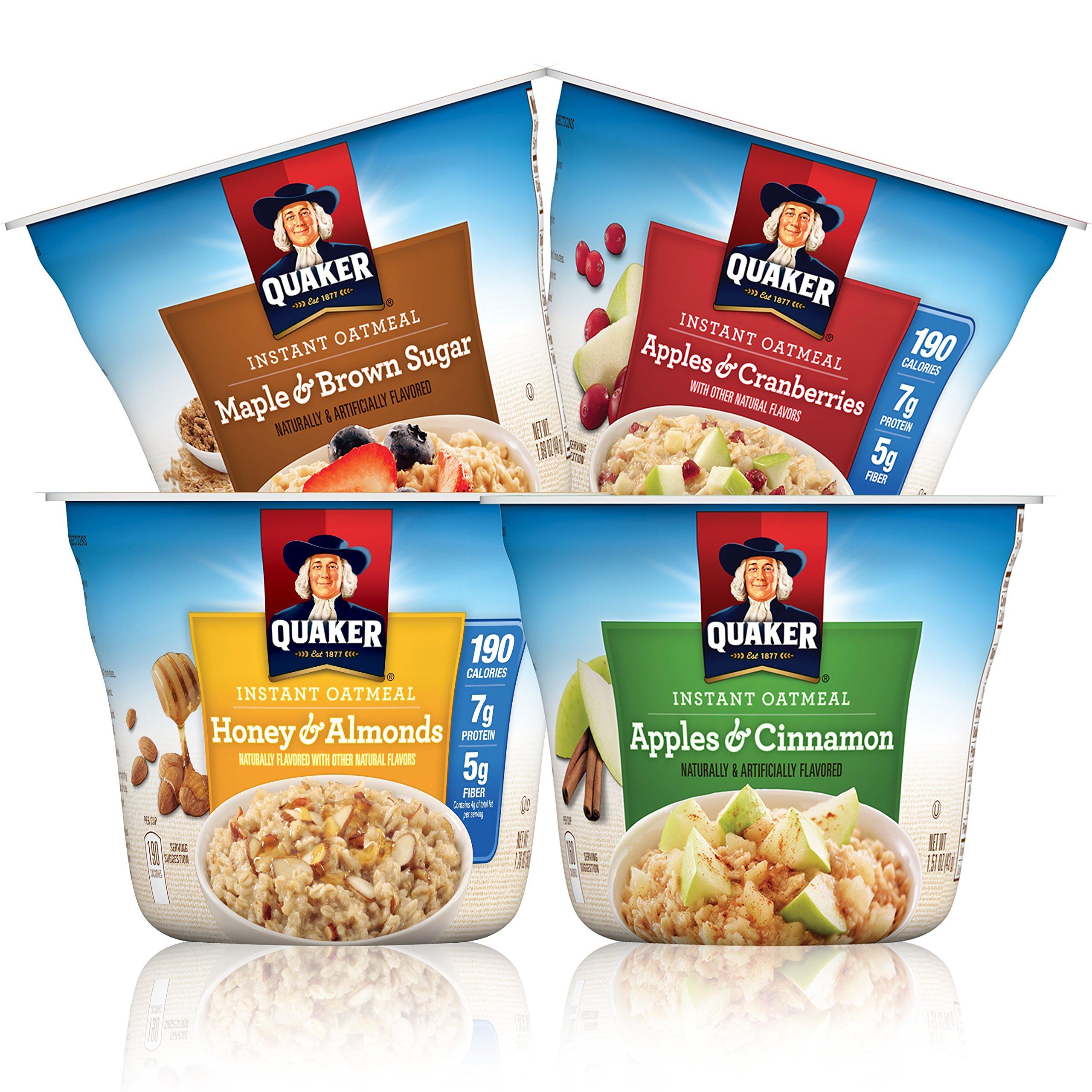 Amazon.com: Kellogg's & General Mills Cereal Bowl Variety