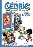 Cédric Best Of - tome 3 - Souriez, les copains !