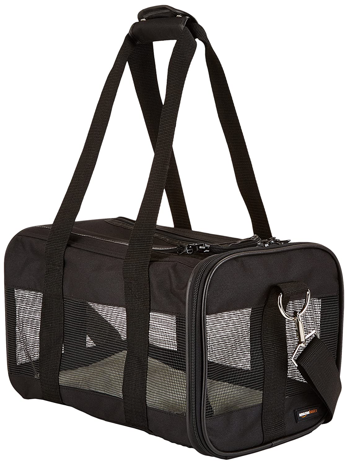 AmazonBasics Soft-Sided Pet Travel Carrier AMZSC-002