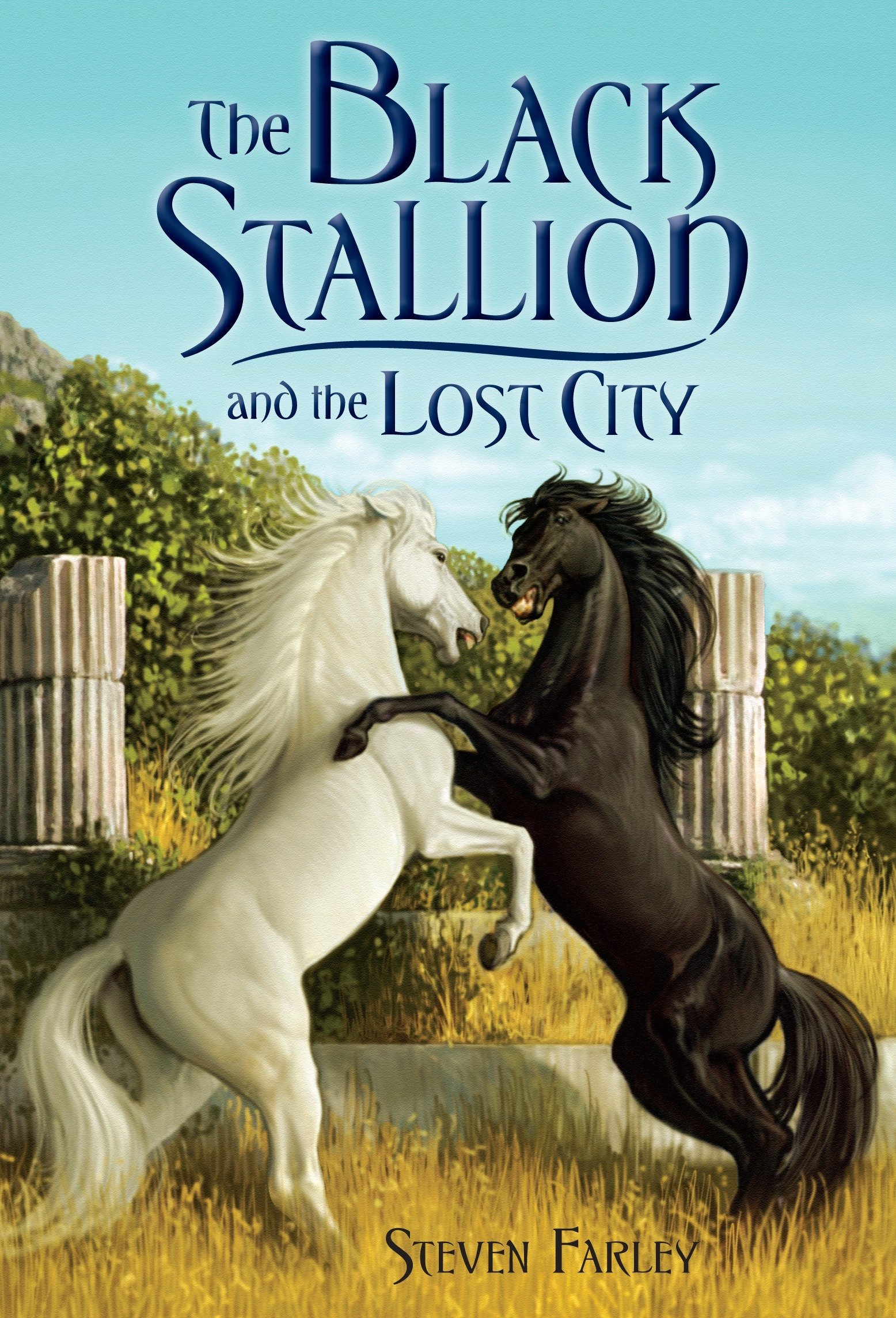 Download The Black Stallion and the Lost City pdf epub