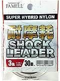 ヤマトヨテグス(YAMATOYO) 耐摩耗ナイロンショックリーダー 30m