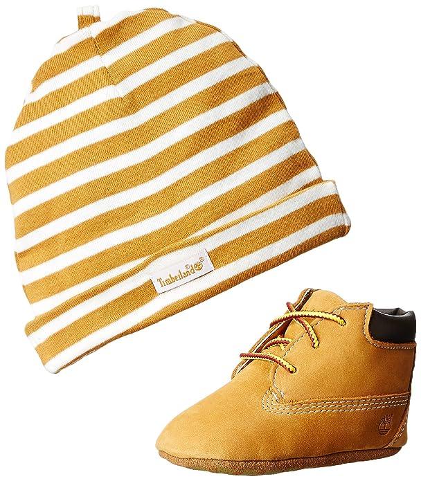 Timberland Crib Bootie with Hat, Botas Unisex bebé