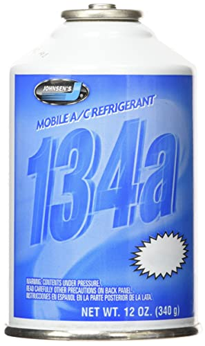 Johnsen's 6312-12PK Refrigerant