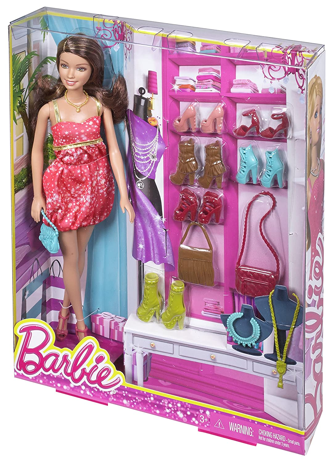 barbie set