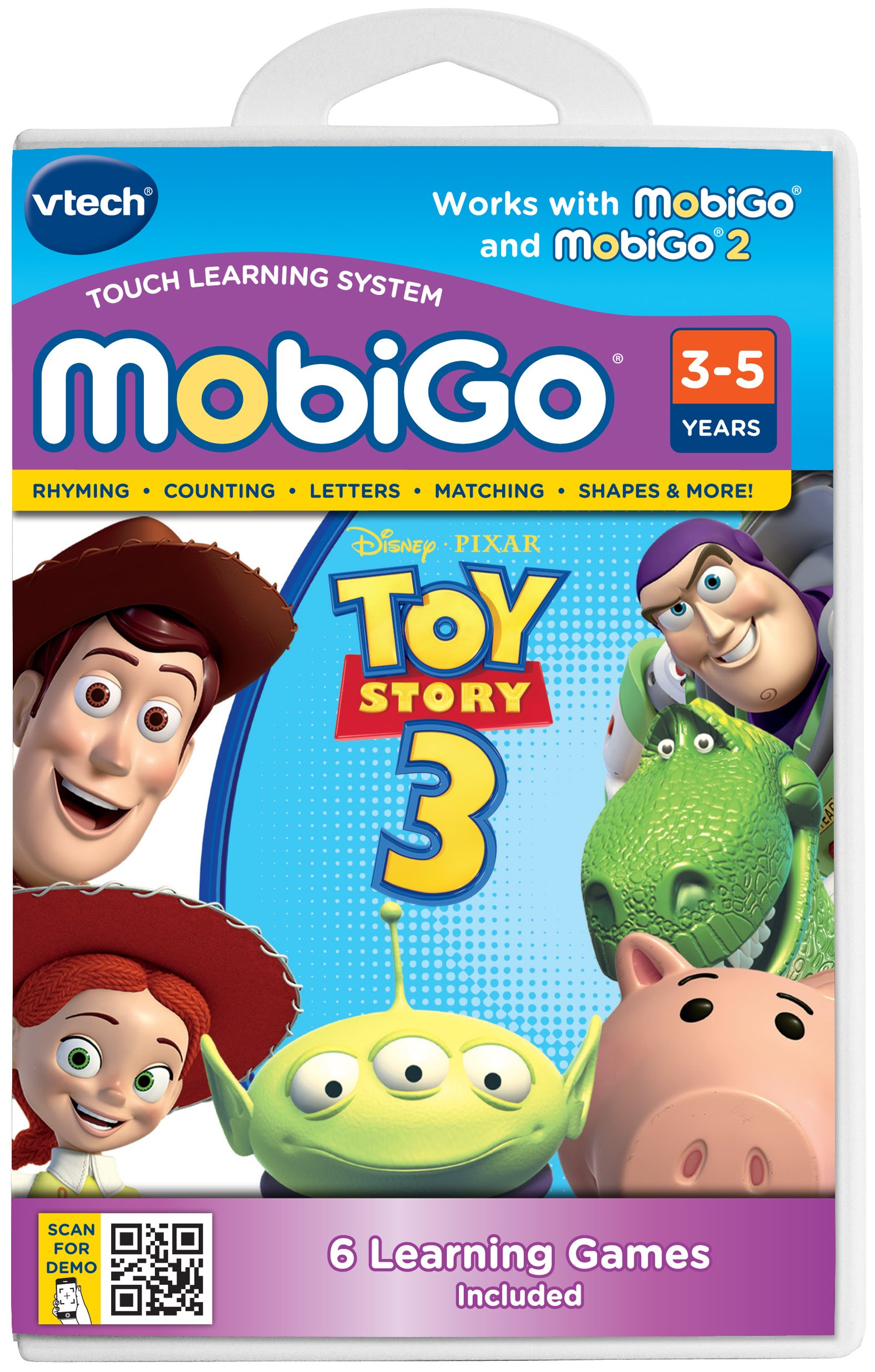 VTech - MobiGo Software - Toy Story 3 by VTech (Image #1)
