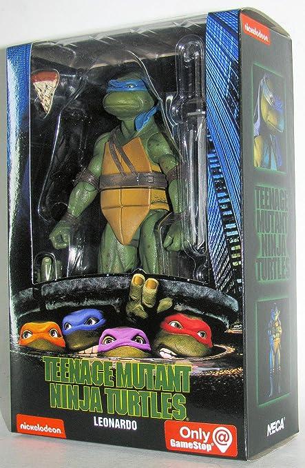 Amazon Com Teenage Mutant Ninja Turtles 90 S Movie Leonardo 6 5