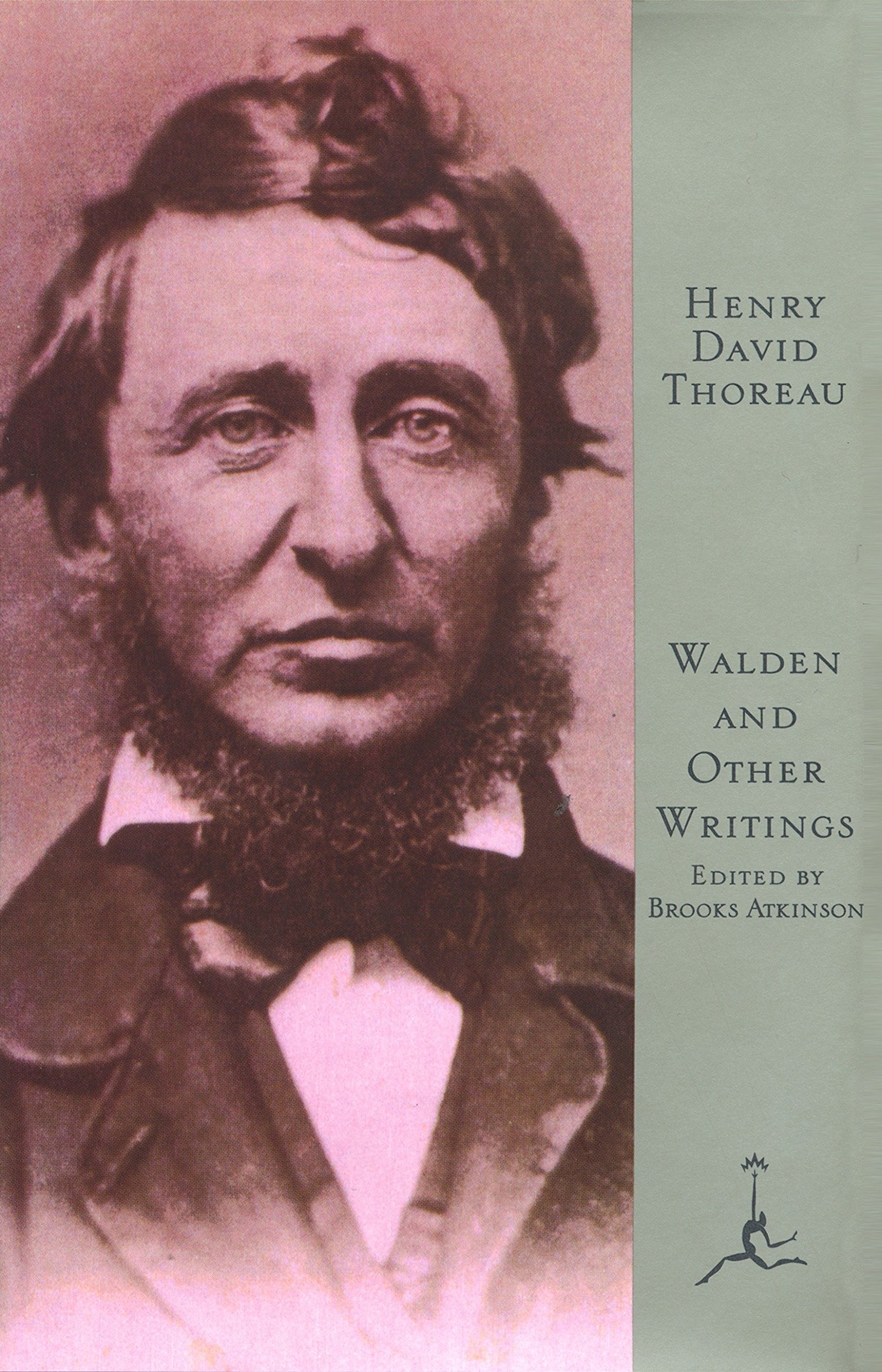 Walden And Other Writings Modern Library Henry David