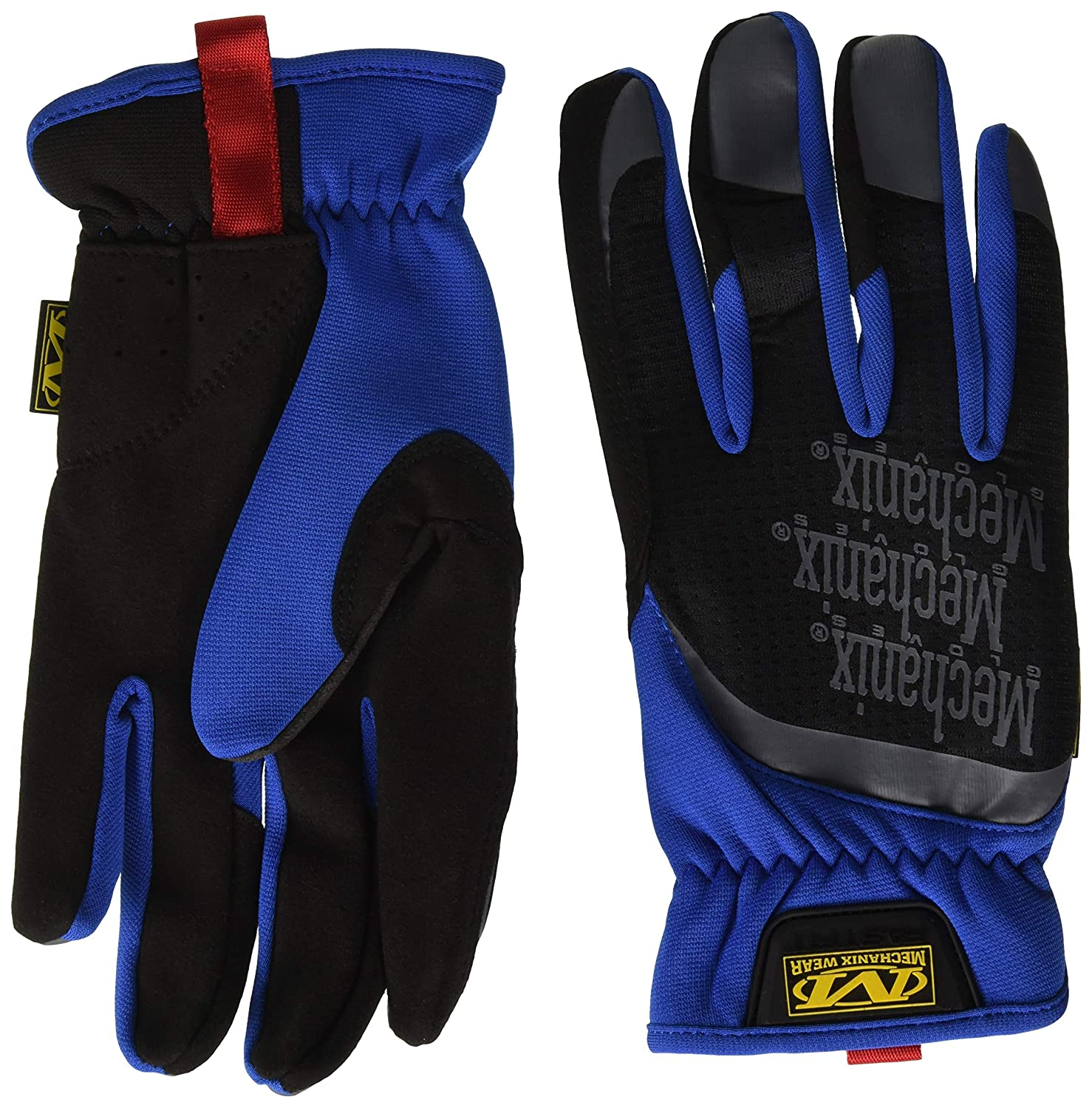 Mechanix Wear - FastFit Gloves (X-Large, Red) MFF-02-011