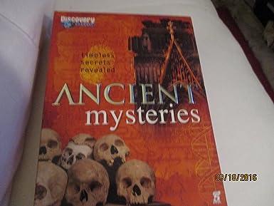 Amazon com: ANCIENT MYSTERIES ******TIMELESS SECRETS